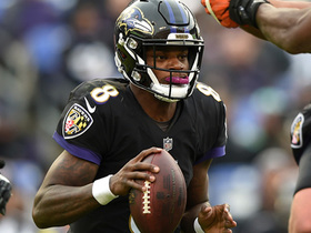 Watch: Schrager: Lamar Jackson 'won the entire week for the NFL' in Week 11