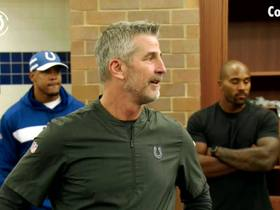 Watch: Reich, Irsay praise Colts after Week 11 win over Titans