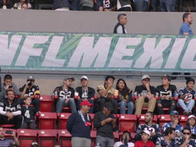 Watch: NFL to return to Mexico City in 2019