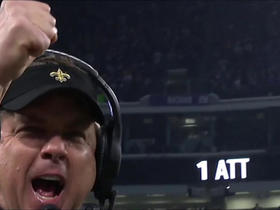 Watch: Burleson: Sean Payton has a method to his madness