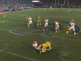 Watch: Best Samson Ebukam plays vs. Chiefs | Week 11