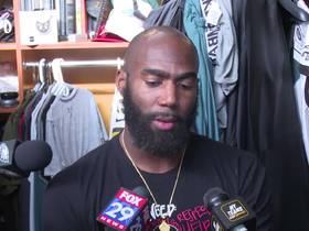 Watch: Malcolm Jenkins: Our defensive performance vs. Saints was 'embarrassing'