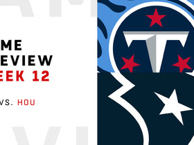 Watch: Titans vs. Texans | Week 12 Preview