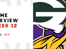 Watch: Packers vs. Vikings | Week 12 Preview