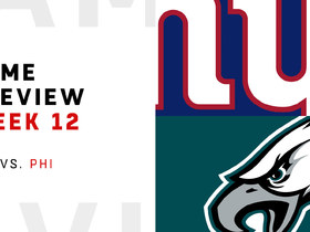 Watch: Giants vs. Eagles | Week 12 Preview
