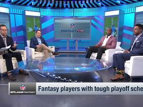 Watch: Four players to trade AWAY before fantasy playoffs | NFL Fantasy Live