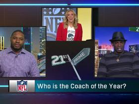 Watch: Maurice Jones-Drew on Coach of the Year: It has to be Andy Reid