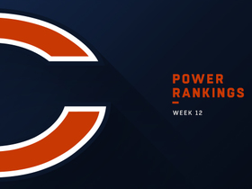 Watch: Bears rise two spots to No. 7 in Week 12 | Power Rankings