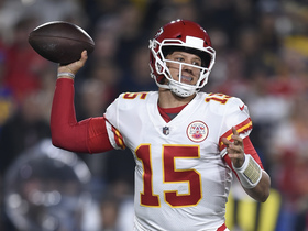 Watch: DDFP: Harlan, Warner compare Mahomes to Rodgers