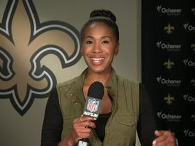 Watch: Blackmon on Drew Brees: He thinks they still haven't put their best play out there