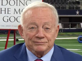 Watch: Jerry Jones: We have a quarterback I believe in