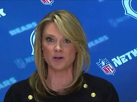 Watch: Stacey Dales: Chase Daniel says he feels 'really prepared' if he has to start