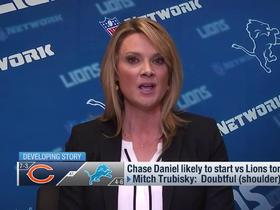 Watch: Stacey Dales explains why Bears 'like their odds' with Chase Daniel at QB