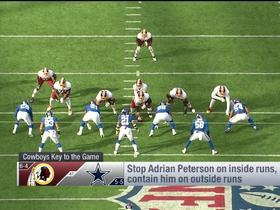 Watch: Casserly's keys to a Cowboys win over the Redskins