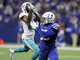 Watch: Xavien Howard out-muscles T.Y. Hilton for INT