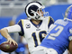 Watch: Goff's pinpoint TD throw beats outstretched Slay by inches