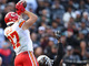 Watch: Travis Kelce goes WAY UP for 41-yard snag