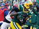 Watch: Davante Adams reaches for pylon on tight-window TD