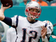 Watch: Tom Brady breaks Peyton Manning's all-time TD record