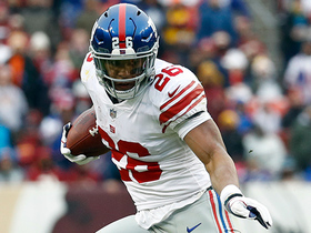 Watch: Saquon gashes through Redskins D for 52 yards