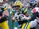 Watch: Aaron Jones shows off his wheels on 29-yard TD
