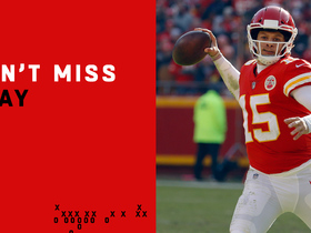 Watch: Can't-Miss Play: Mahomes hits Hill for INSANE fourth-down conversion