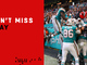 Watch: Can't-Miss Play: The Miami Miracle! 'Fins pull off hook-and-ladder walk-off TD