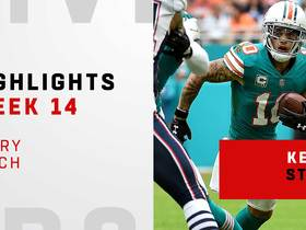 Watch: Every catch from Kenny Stills' 135-yard day | Week 14