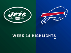 Watch: Jets vs. Bills highlights | Week 14