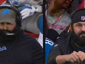 Watch: Matt Patricia doppelganger makes an appearance at Lions game