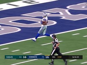 Watch: Can't-Miss Play: Cooper leaves Eagles in the dust on 75-yard TD