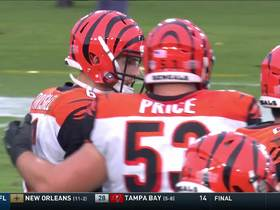 Watch: Clock hits zero before Bengals have chance at final play