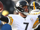 Watch: Big Ben throws go-ahead TD to JuJu after re-entering the game