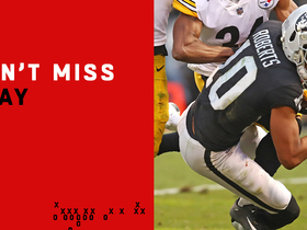 Watch: Can't-Miss Play: Carr makes nomination for pass of the year