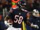 Watch: Roquan Smith grabs his first NFL INT on Goff pass