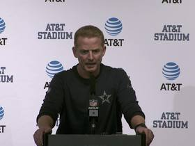 Watch: Cowboys postgame press conference