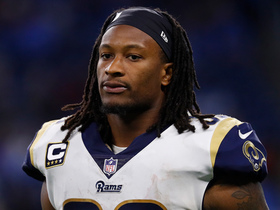 Watch: Is Todd Gurley being under-utilized by Rams? | NFL GameDay Prime