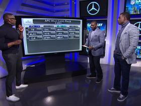 Watch: Predicting wins and losses for AFC Wild Card contenders down the stretch