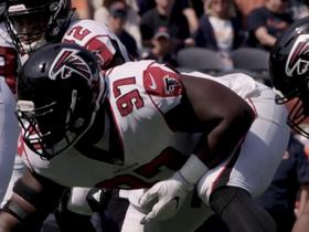 Watch: Grady Jarrett: Walter Payton Man of the Year nominee