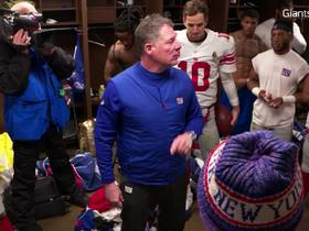 Watch: Shurmur after win over Redskins: 'We can beat anybody'