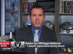 Watch: Rapoport highlights three potential GM targets for Raiders from Jon Gruden's past