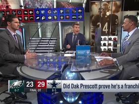 Watch: Did Dak prove he's a franchise QB in win over Eagles?