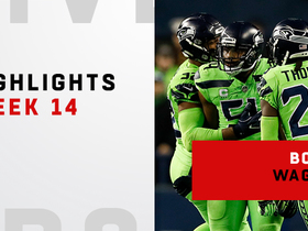 Watch: Best plays from Bobby Wagner's big night | Week 14