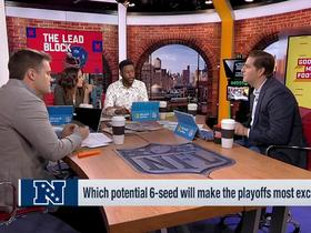 Watch: GMFB: Which potential No. 6 seed will make the playoffs most exciting?