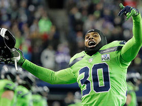 Watch: Kyle Brandt: Seahawks have the 'Legion of Doom' now