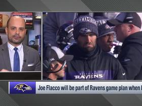 Watch: Garafolo: Anticipate 'a lot of Lamar Jackson' Sunday vs. Buccaneers