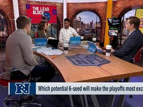 Watch: Which potential No. 6 seed in NFC would make playoffs most exciting?