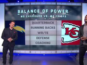 Watch: Who has the edge: Chargers or Chiefs?