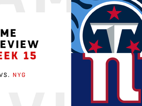 Watch: Titans vs. Giants preview | Week 15
