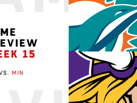 Watch: Dolphins vs. Vikings preview | Week 15